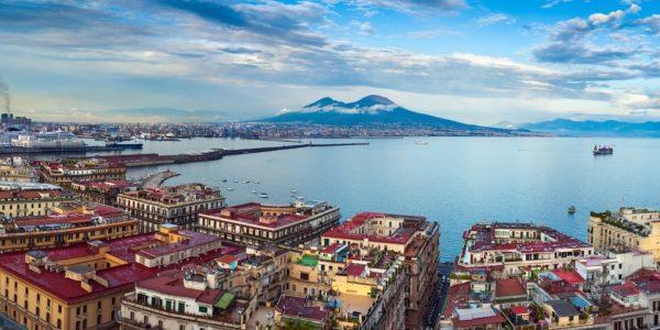 la bellezza di Napoli