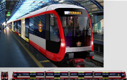 nuovi treni Linea 6 metro