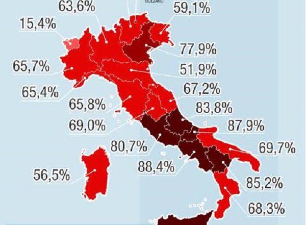 In Italia nel 2016 aborti in calo del 3% rispetto al 2015