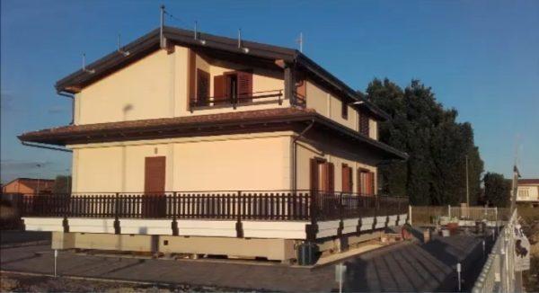 Progettazione Casa Antisismica : Pompei la casa che resiste a terremoti di magnitudo il progetto