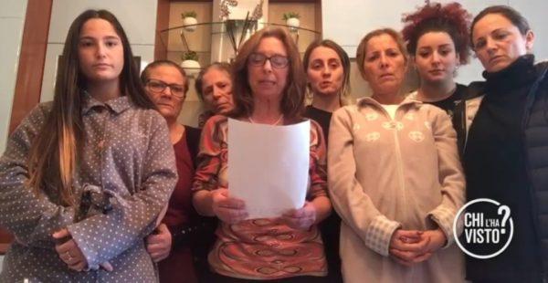 Napoletani scomparsi in Messico, le donne della famiglia: