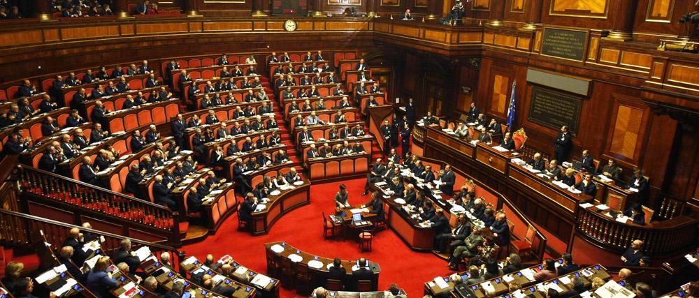 Elezioni assegnate le poltrone di camera e senato tutti for Ultime notizie parlamento italiano
