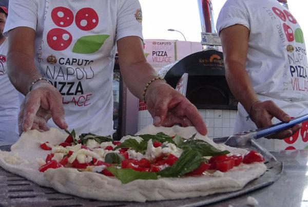 Napoli Pizza Village