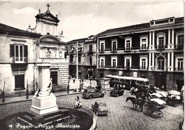 Pagani Piazza Municipio