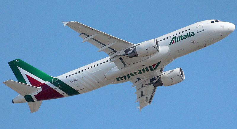 Turismo Brindisi aereo alitalia