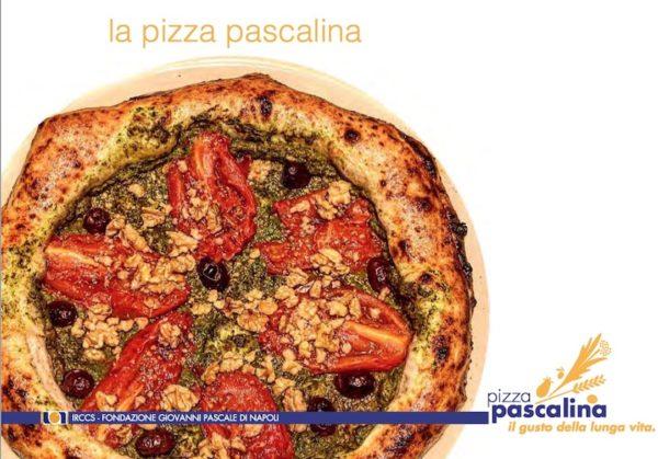 Napoli Pizza Village e Fondazione Pascale presentano la pizza Pascalina