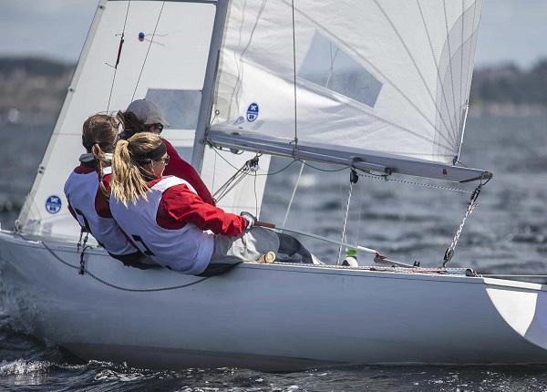 barca a vela- Italia Laser Cup