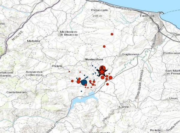 Terremoti, epicentro e magnitudo: tutte le ultime notizie