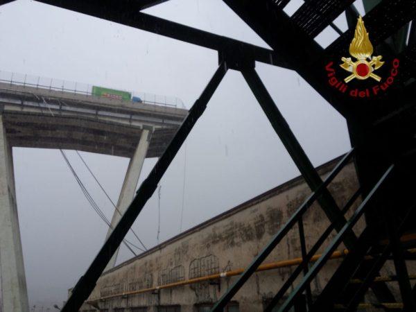 ponte morandi di maio