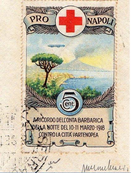 Chiudilettera della Croce Rossa