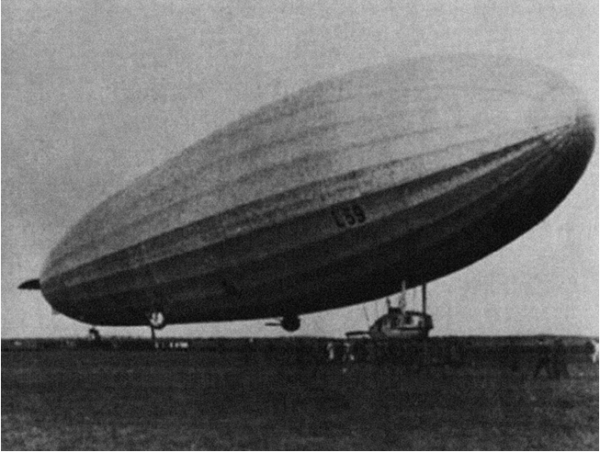 Zeppelin L-59LZ 104