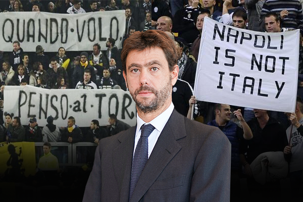 Andrea Agnelli risponde all'inchiesta di Report