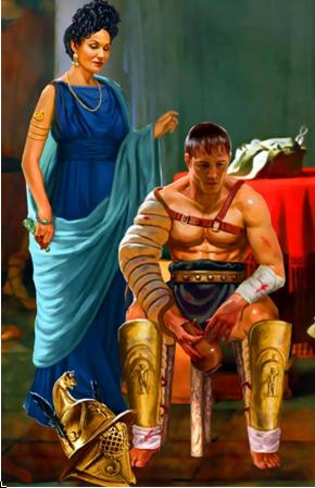 La matrona e il gladiatore