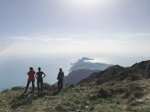 Monte Faito - Cartotrekking