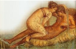 Pompei città del sesso