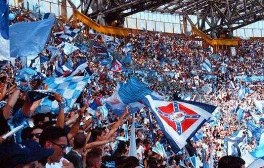 Tifosi del Napoli