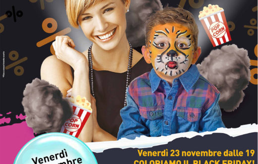 Black Friday Auchan Pompei