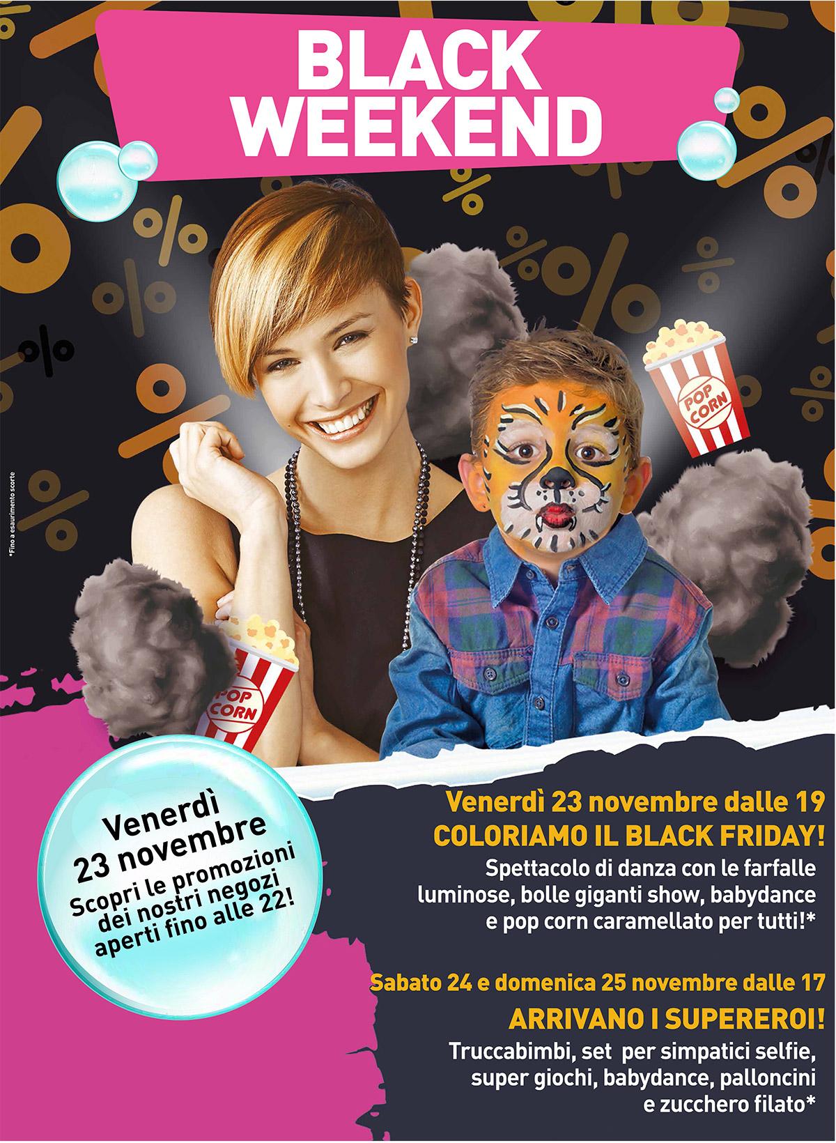 Black Friday Auchan Pompei