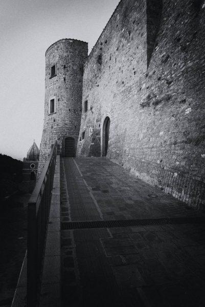 Monteverde- Il Castello. Foto Dario Gresta