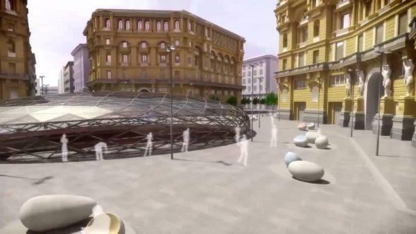 Stazione Metropolitana Duomo