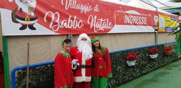 Parco Di Babbo Natale.Villaggio E Casa Di Babbo Natale A Quarto Ingresso Gratuito