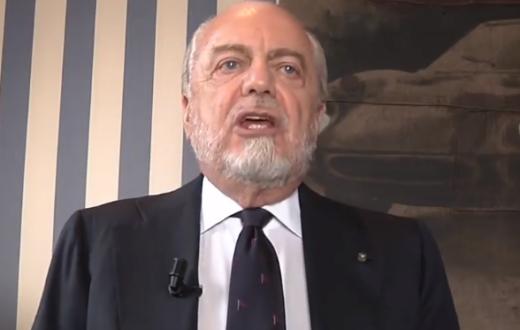Aurelio de Laurentiis, SSC Napoli