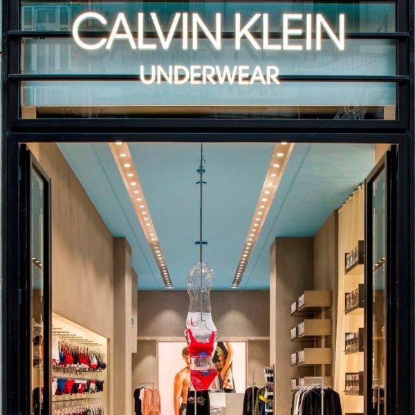 best website 106c6 33ce3 Calvin Klein Underwear, apre un nuovo store nel cuore di Napoli