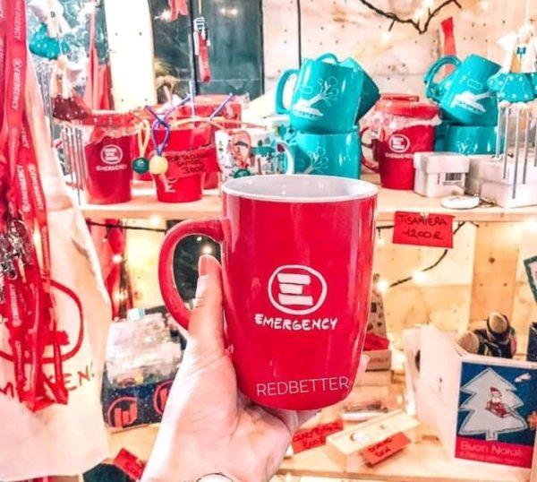 Emergency Regali Di Natale.Spazio Emergency A Napoli Si Acquistano Regali Di Natale Per