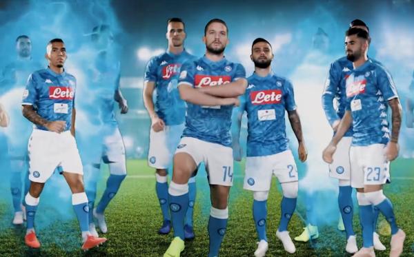 Calendario Del Napoli.Calendario Ssc Napoli 2019 In Vendita Dal 15 Dicembre 2018