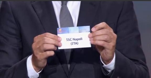 Europa League Napoli Calendario.Europa League Al Napoli Tocca Lo Zurigo Il Calendario