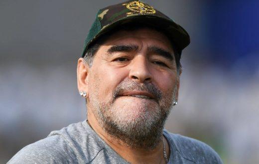 Coronavirus Maradona