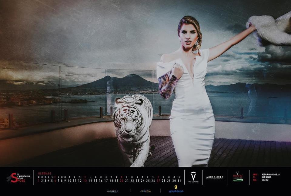 Moda in Camera La Notte dei calendari al via a Napoli il 1