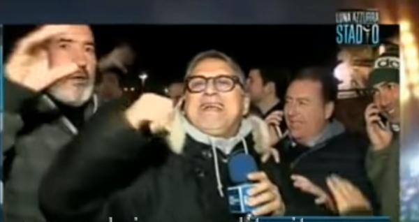 Napoli: nessuno va allo stadio, il San Paolo è vuoto