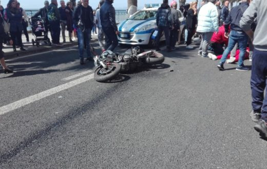 Incidente via Litoranea