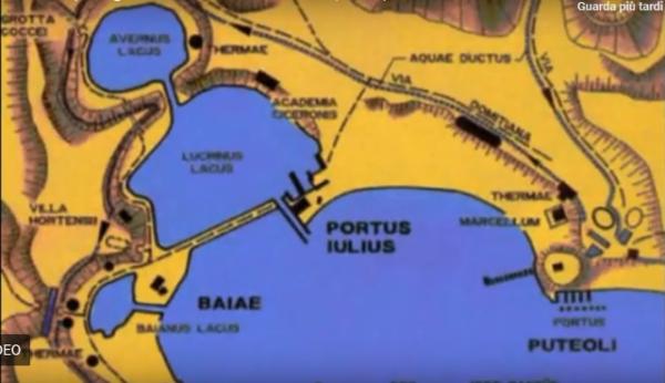 Portus Julius - Pozzuoli