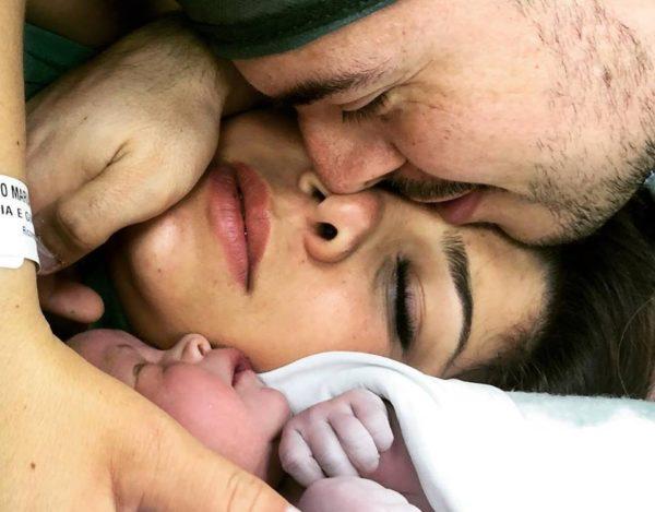 Andrea Sannino diventa papà
