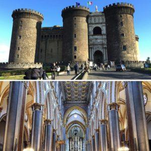 Maschio Angioino - San Domenico Maggiore