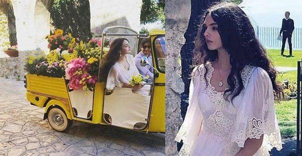 Monica Bellucci e Deva Cassel, la somiglianza madre-figlia incanta Ravello