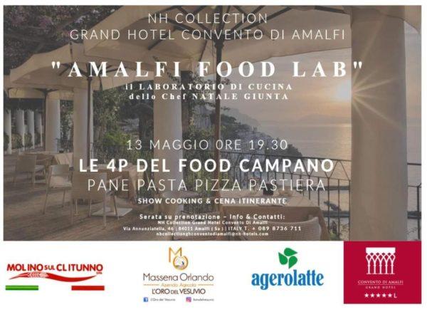 amalfi-food-lab-600x438 Laboratorio di cucina ad Amalfi: tutti i segreti di pane, pasta, pizza e pastiera
