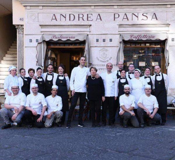 pasticceria-pansa-600x547 Laboratorio di cucina ad Amalfi: tutti i segreti di pane, pasta, pizza e pastiera