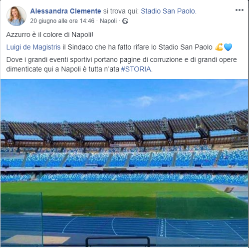 Universiadi 2019 di Napoli