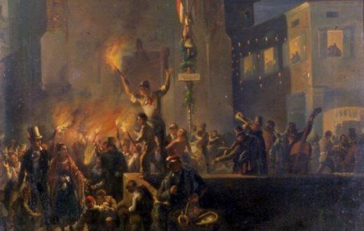 I martiri della Repubblica Napoletana