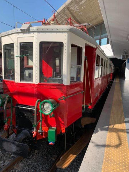 treno storico circumvesuviana