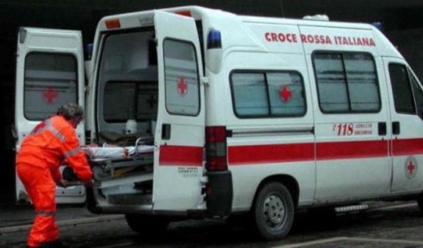 ambulanza petardo