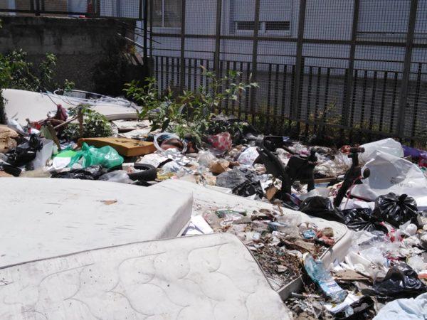 discarica quartieri