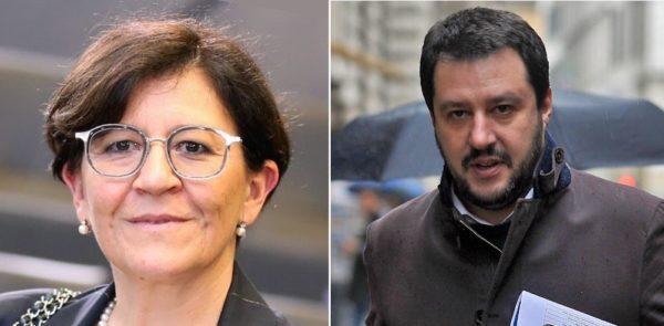 elisabetta trenta matteo salvini migranti