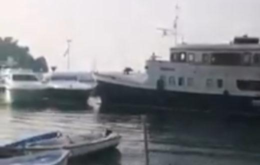lacco ameno barca