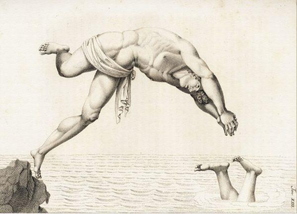mostra Giochi e sport all'ombra del Vesuvio biblioteca nazionale di napoli