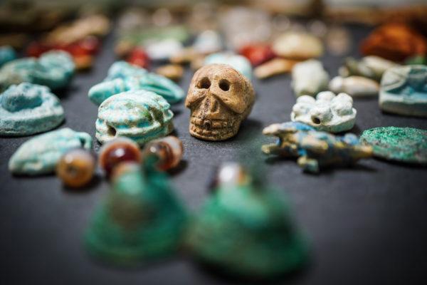 scavi di pompei tesoro della fattucchiera
