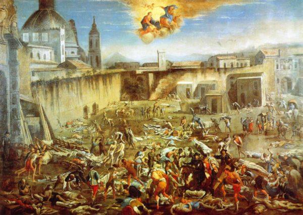 peste a napoli 1656